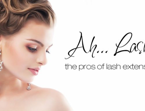 Ah…Lashes – the Pros of Lash Extensions
