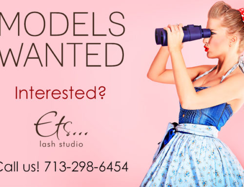 Lash Models Wanted