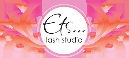 ETS Lash Studio Logo