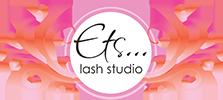 ETS Lash Studio Mobile Logo