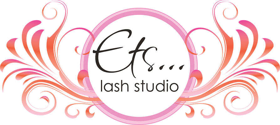 ETS Lash Studio Retina Logo