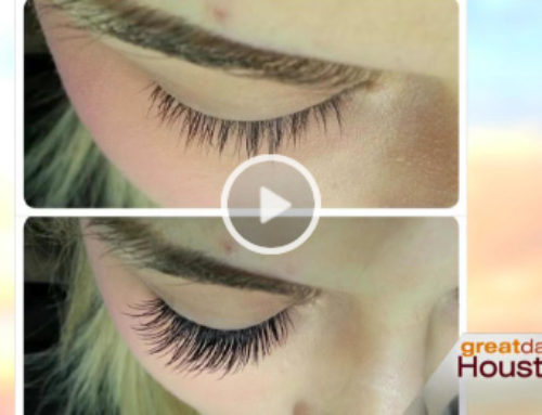 Lash Out – by Houston Great Day Staff